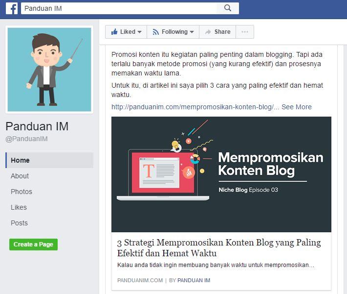 panduanim-cara-promosi-blog-facebook